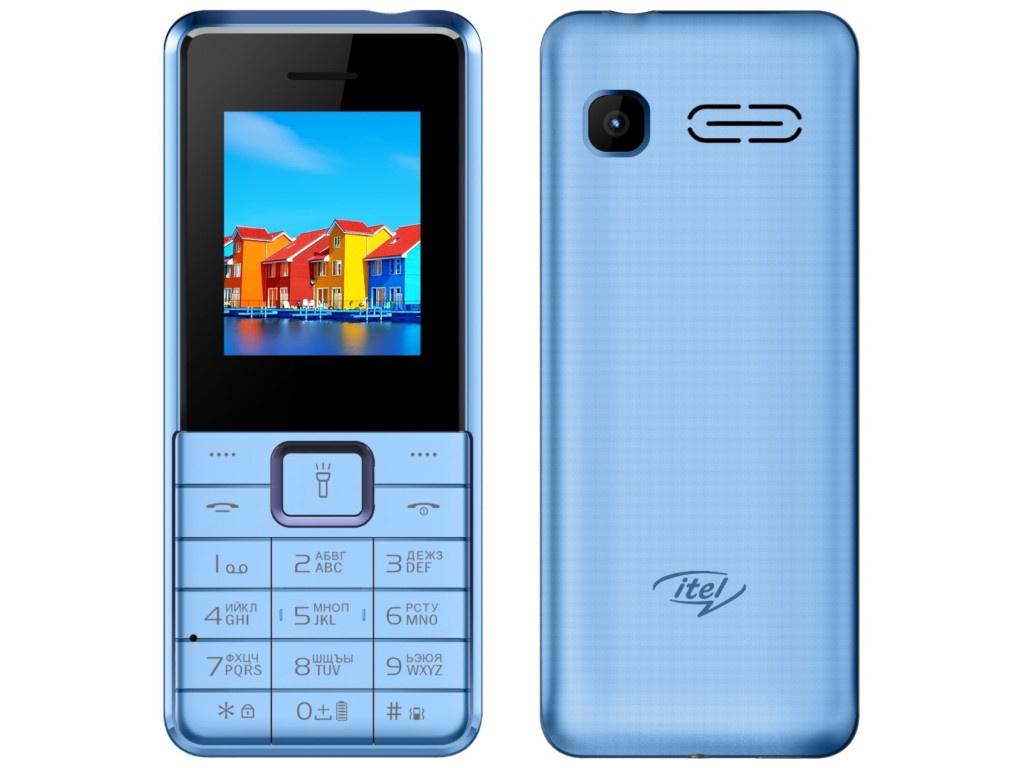 Сотовый телефон itel IT5606 DS City Blue