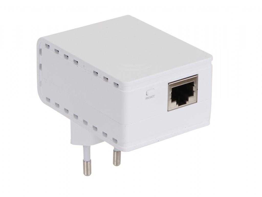 Powerline адаптер MikroTik PWR-Line AP PL7411-2nD