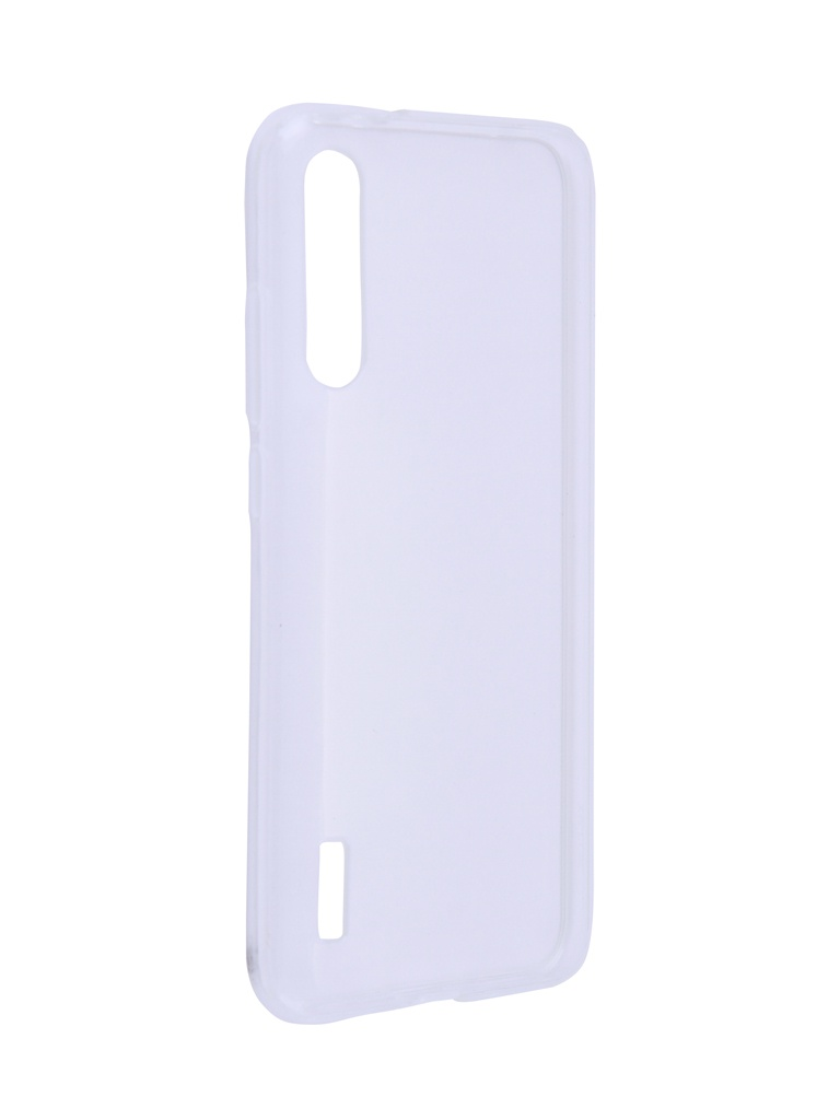 Аксессуар Чехол iBox для Xiaomi Mi A3 Crystal Silicone Transparent УТ000018596 аксессуар чехол для motorola moto c plus ibox crystal transparent