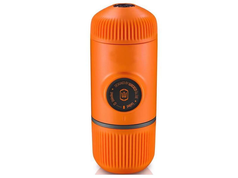 Кофеварка Wacaco Nanopresso Orange Patrol