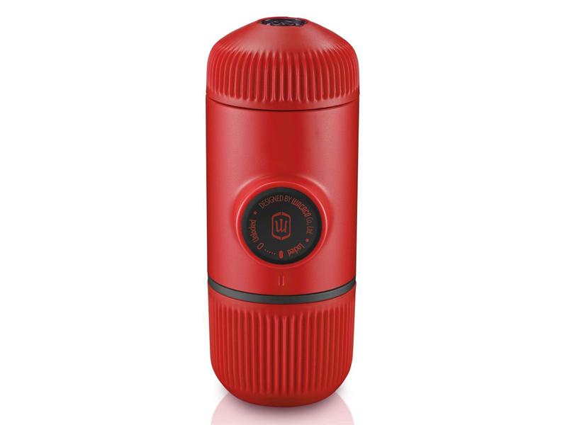 Кофеварка Wacaco Nanopresso Red Patrol
