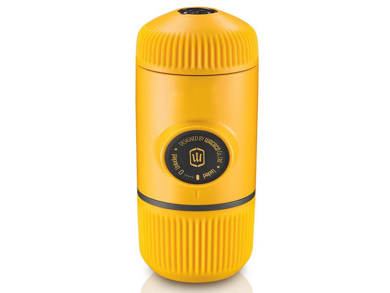 Кофеварка Wacaco Nanopresso Yellow Patrol