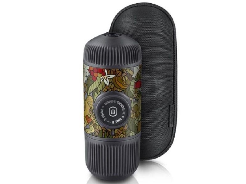 Кофеварка Wacaco Nanopresso Grey Jungle