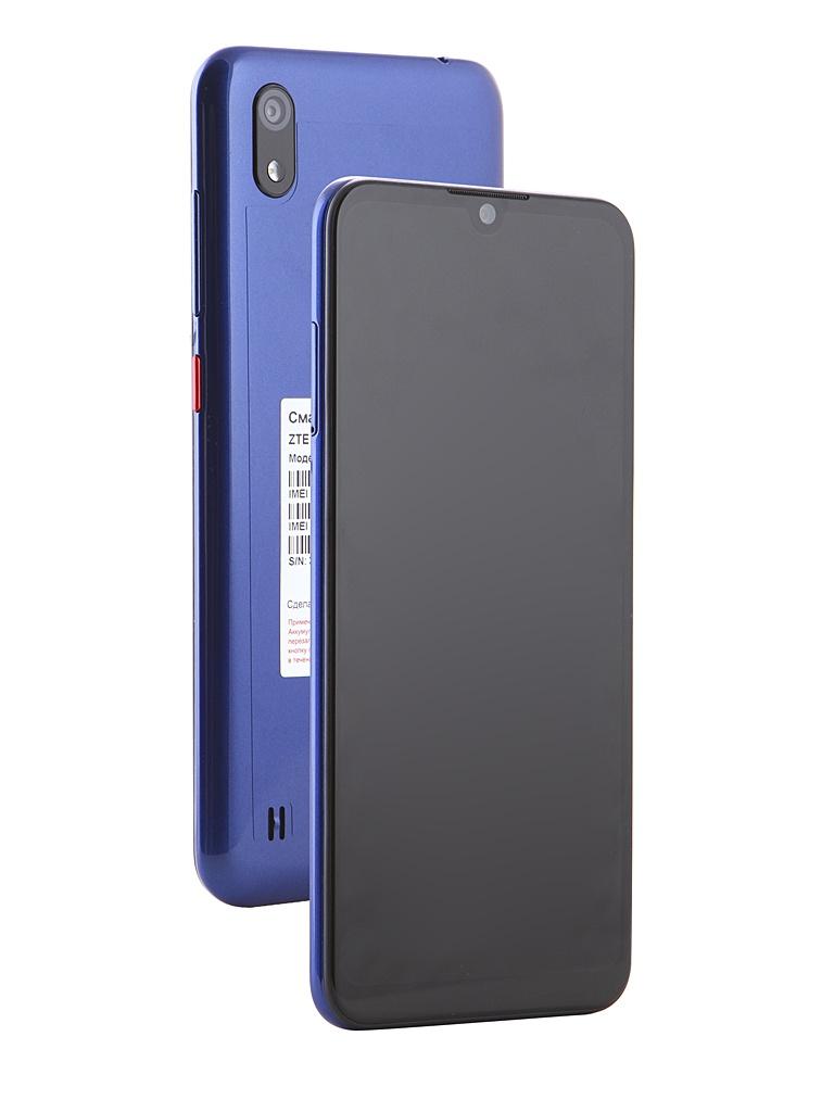 Сотовый телефон ZTE Blade A7 2019 Blue
