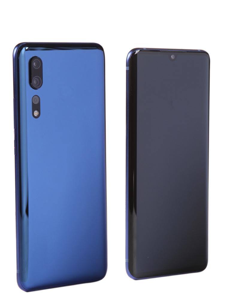 Сотовый телефон ZTE Axon 10 Pro Blue