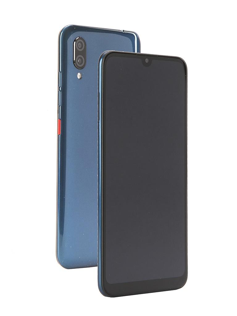 Сотовый телефон ZTE Blade V10 Vita 3/64Gb Blue meizu 15 64gb blue