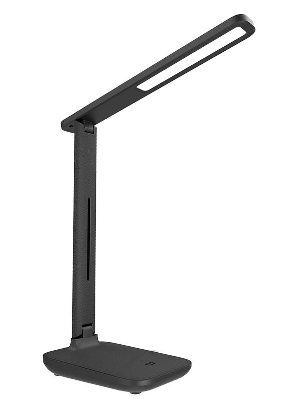 Настольная лампа NATIONAL NL-44LED Black