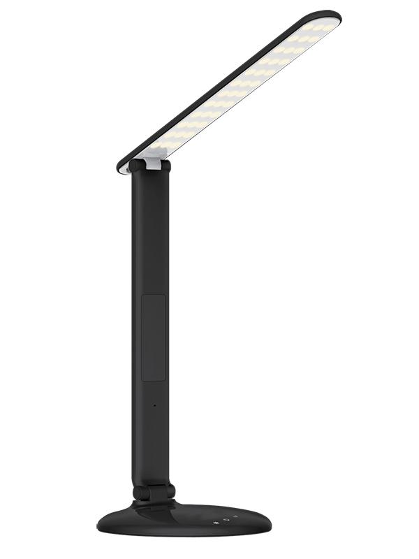 Настольная лампа National NL-54LED Black