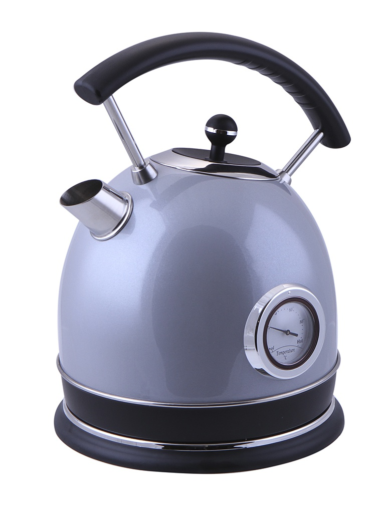 Чайник Kitfort KT-664-2 Grey Pearl