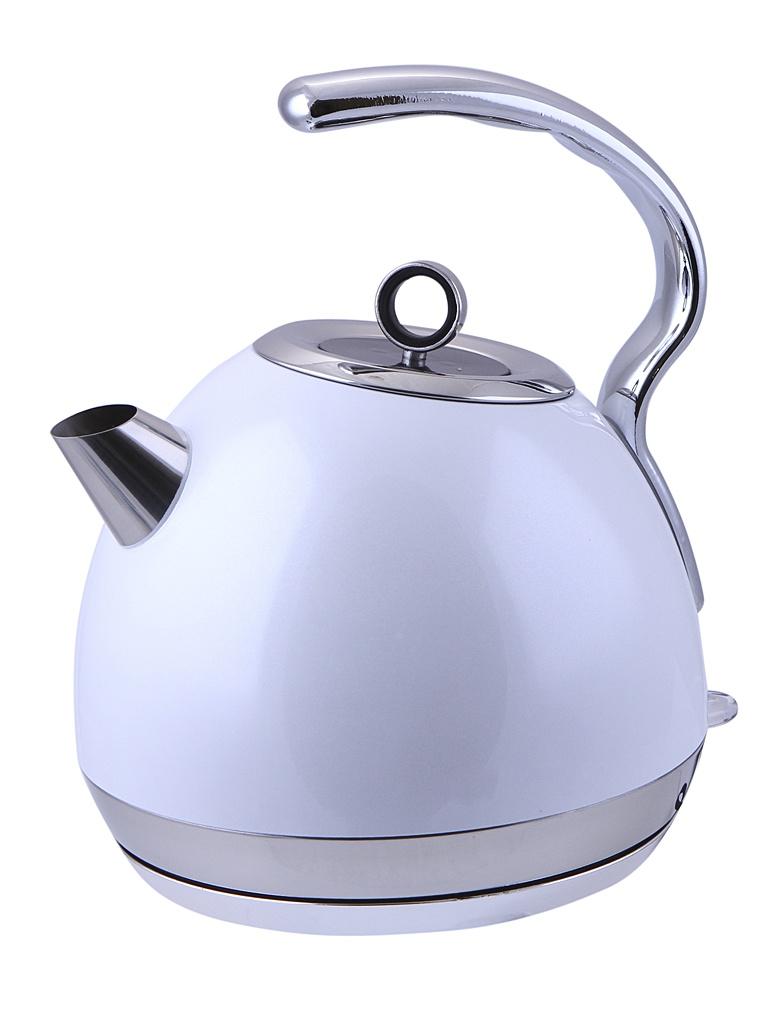 Чайник Kitfort KT-665-3 White Pearl