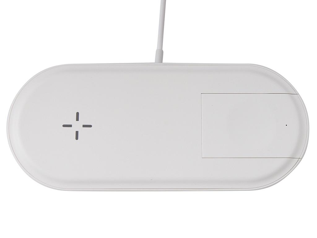 Зарядное устройство Док-станция Activ Smart Apple Watch + Lightning Connector White 108131