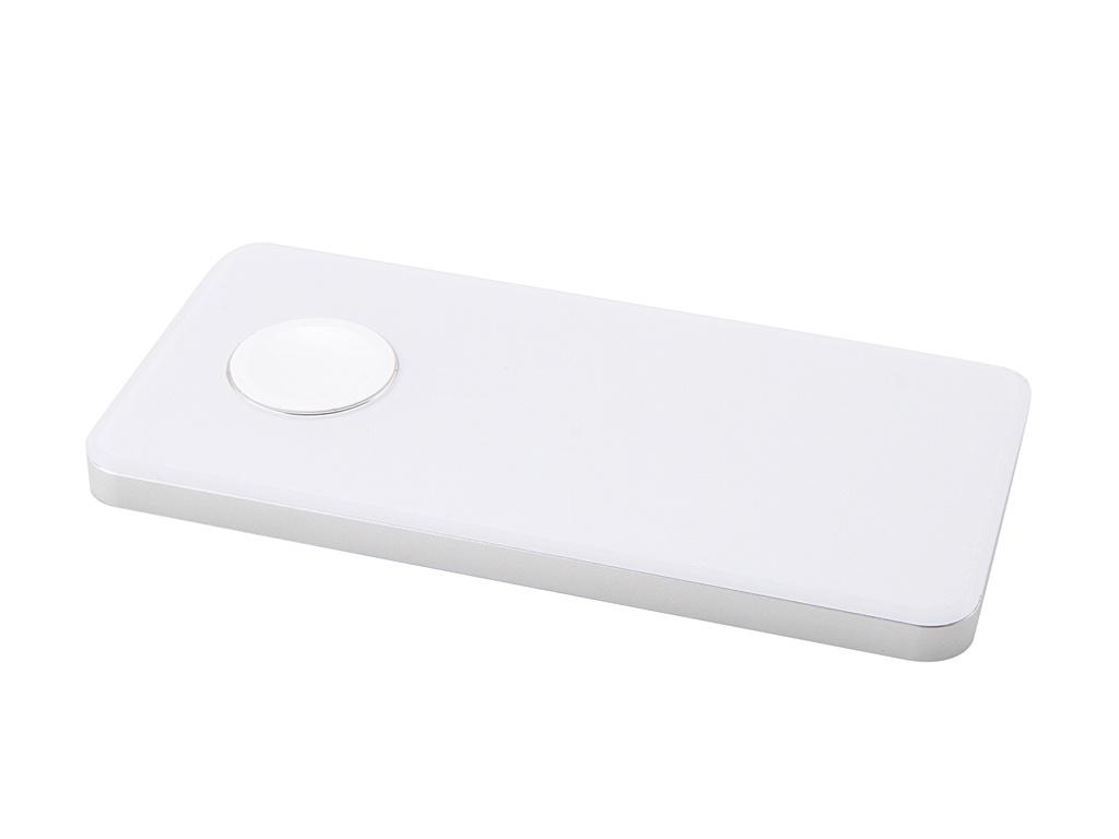 Зарядное устройство Док-станция Activ Mini 2-in-1 Smart Apple Watch + Lightning Connector White 108132