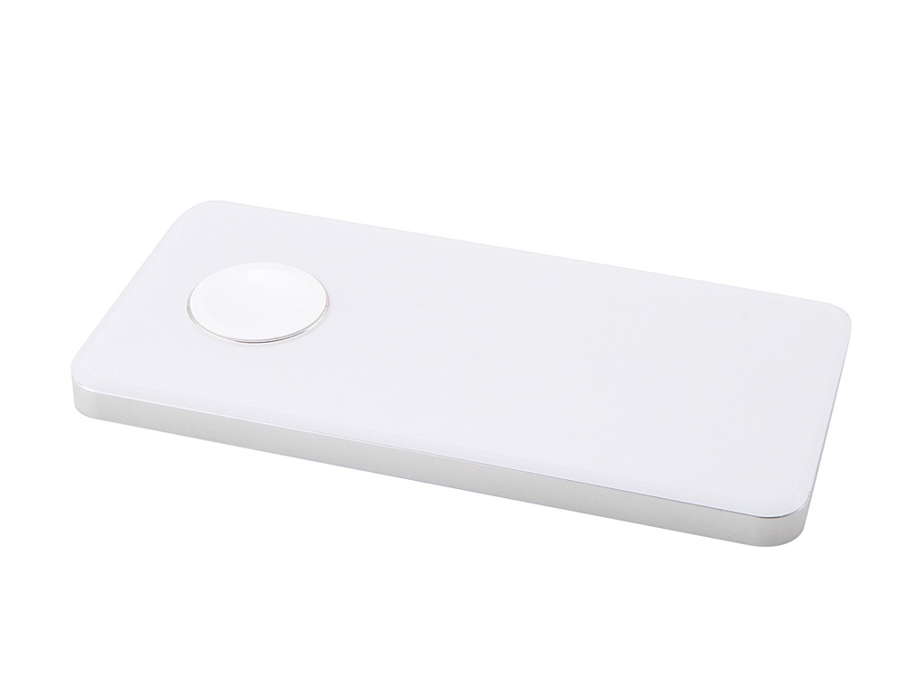 Зарядное устройство Док-станция Activ Mini 2-in-1 Smart Apple Watch + Lightning Connector White 108132 цены