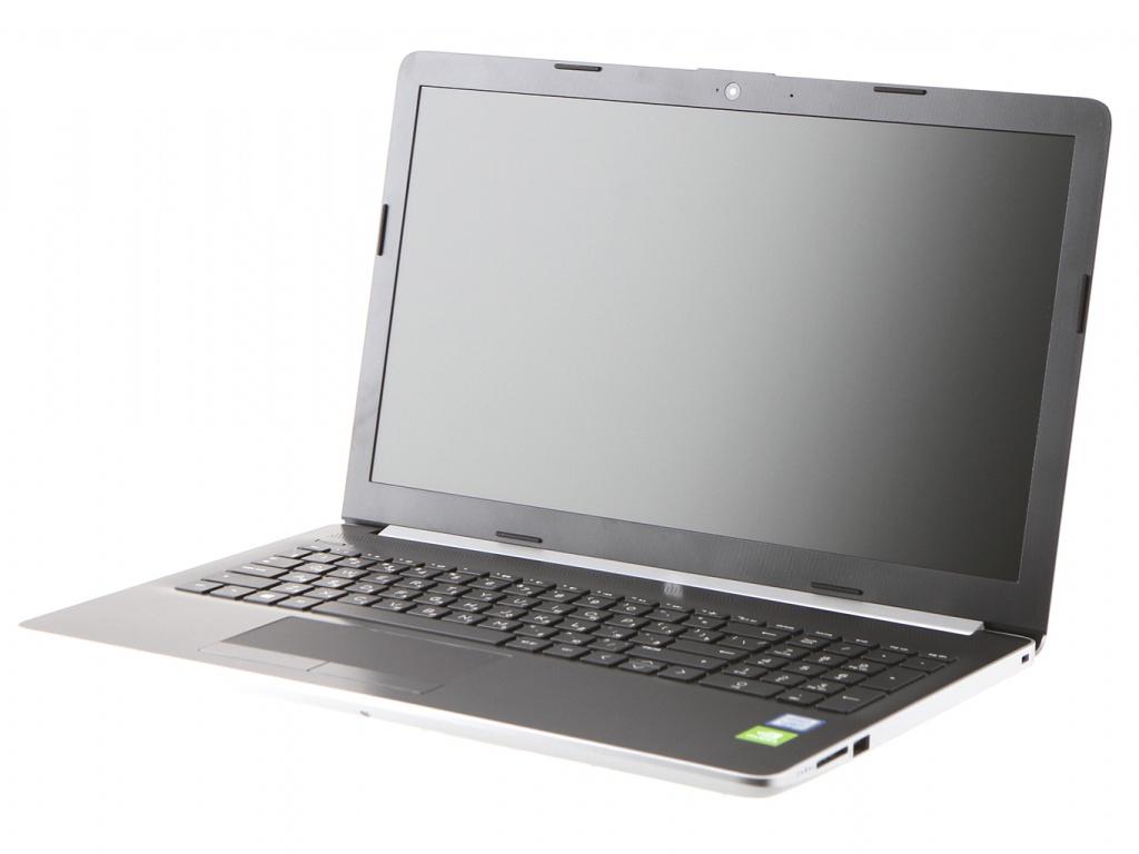 Ноутбук HP 15-da0450ur 7JX80EA (Intel Core i3-7020U 2.3 GHz/4096Mb/1000Gb/No ODD/nVidia GeForce Mx110 2048Mb/Wi-Fi/Bluetooth/Cam/15.6/1920x1080/Windows 10)