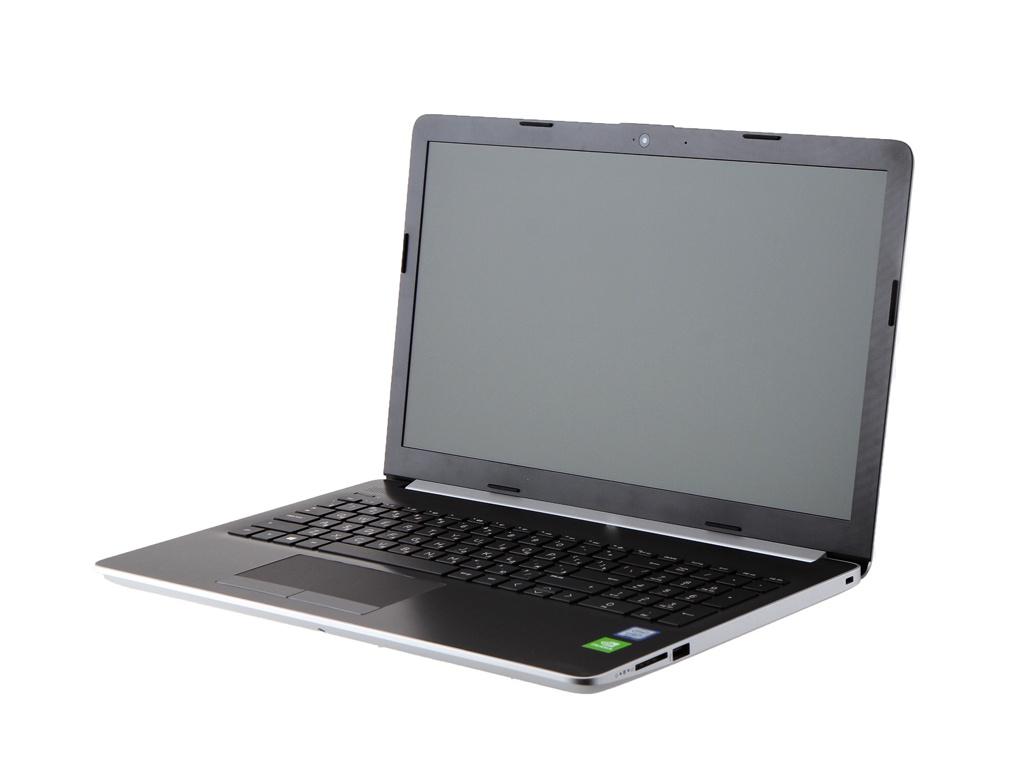 Ноутбук HP 15-da0453ur 7JX86EA (Intel Core i3-7020U 2.3 GHz/8192Mb/1000Gb/No ODD/nVidia GeForce Mx110 2048Mb/Wi-Fi/Bluetooth/Cam/15.6/1366x768/Windows 10)