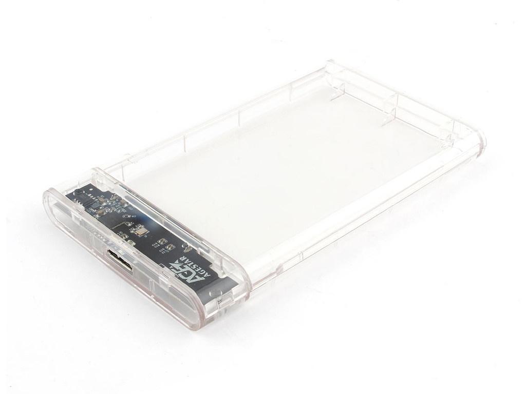 Внешний корпус для HDD/SSD AgeStar 3UB2P4