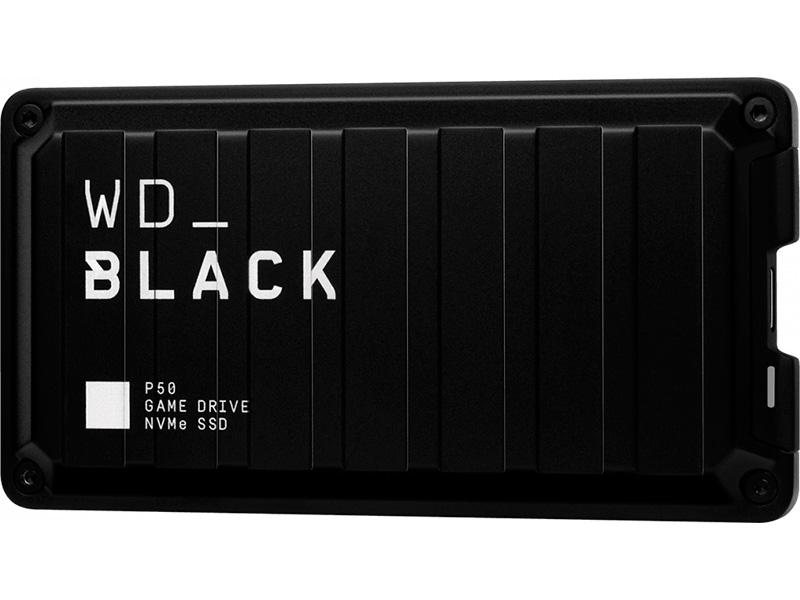 Твердотельный накопитель Western Digital P50 Game Drive SSD 500Gb Black WDBA3S5000ABK-WESN