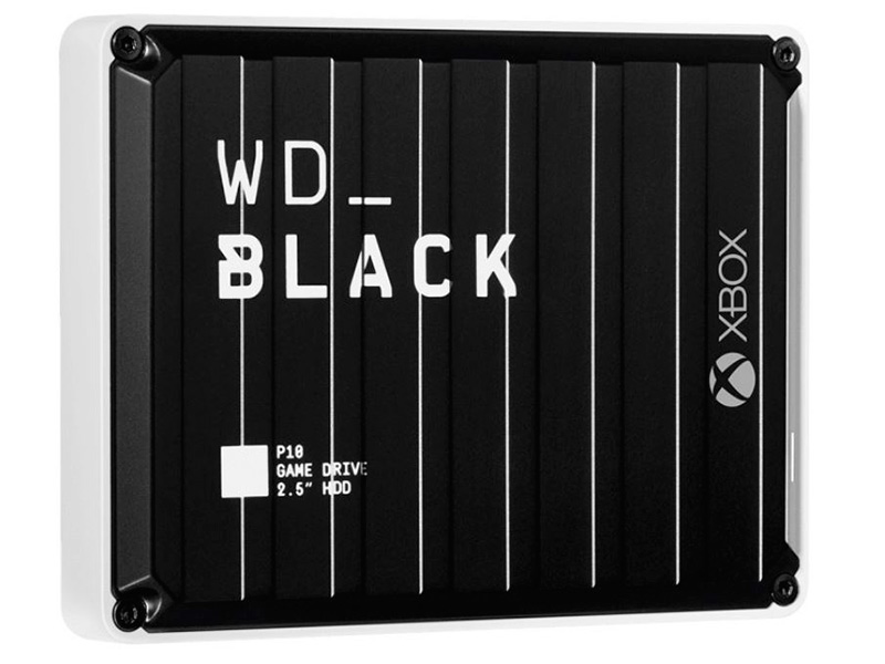 Жесткий диск Western Digital P10 Game Drive for Xbox One 3Tb Black WDBA5G0030BBK-WESN