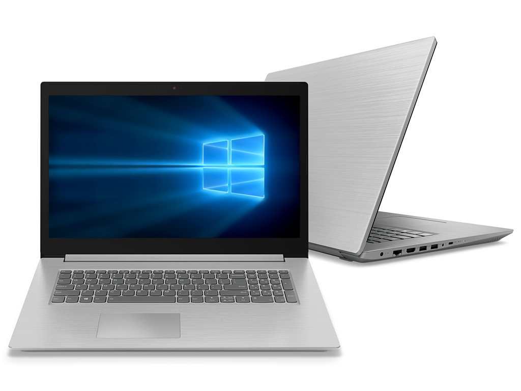 Ноутбук Lenovo IdeaPad L340-17API 81LY001YRU (AMD Ryzen 3 3200U 2.6GHz/4096Mb/1000Gb+128Gb/AMD Radeon Vega 3/Wi-Fi/Bluetooth/Cam/17.3/1600x900/Windows 10 64-bit)