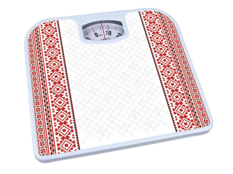Весы напольные Atlanta ATH-6100 Red