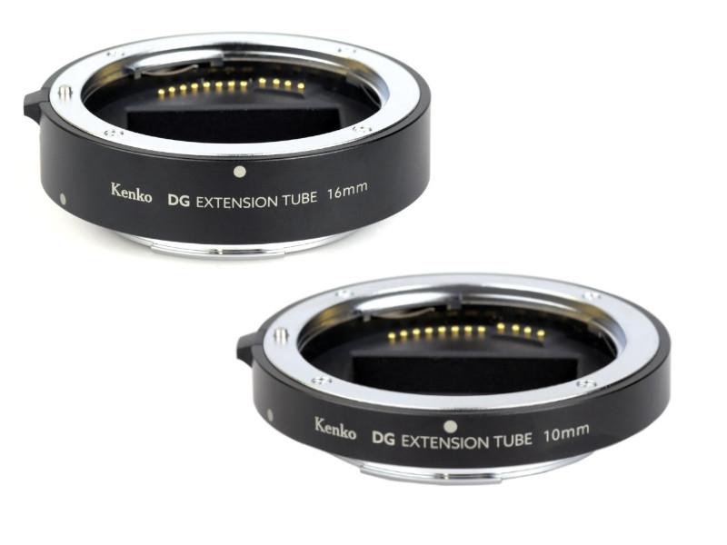 Кольцо Макрокольца Kenko DG Extension Tube для Canon EOS-RF