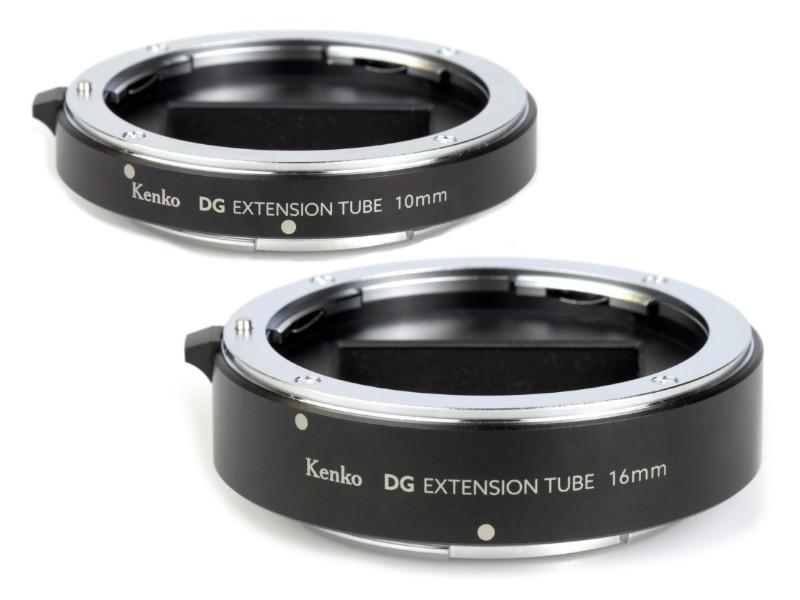 Фото - Кольцо Макрокольца Kenko DG Extension Tube для Nikon-Z lav z чёрный браслет на шнурке с розовым золотом из коллекции initials lav z
