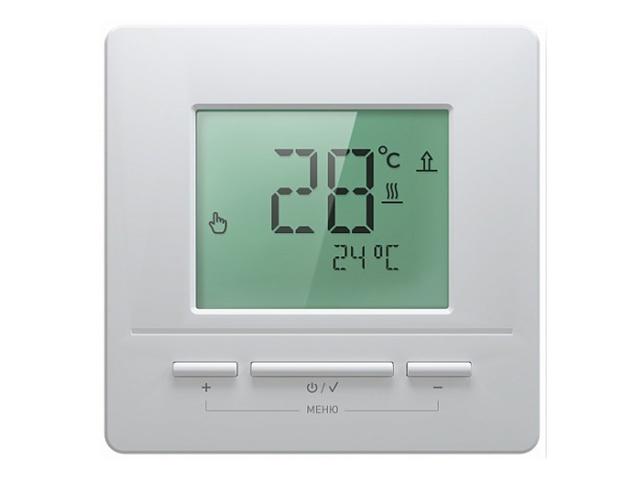 Терморегулятор Теплолюкс Национальный Комфорт 711 White