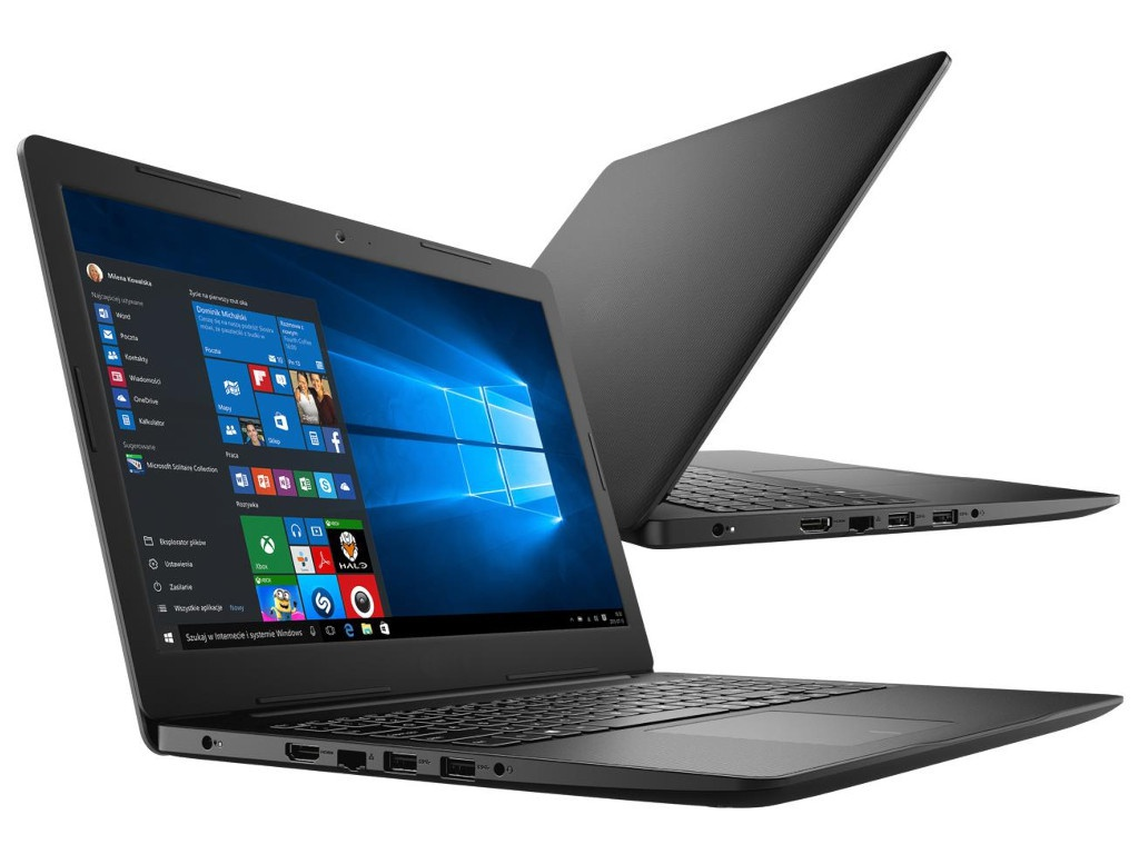Ноутбук Dell Inspiron 3583 3583-3991 (Intel Core i5-8265U 1.6GHz/4096Mb/1000Gb/AMD Radeon 520 2048Mb/Wi-Fi/Bluetooth/Cam/15.6/1920x1080/Windows 10 64-bit)