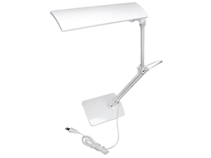 Настольная лампа Трансвит Сириус С16П White