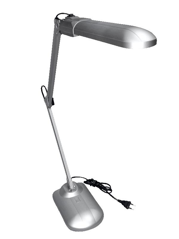 Настольная лампа Трансвит Дельта + Silver