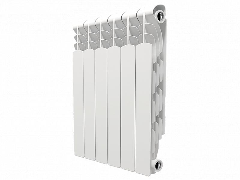 Радиатор Royal Thermo Revolution Bimetall 500 6 секций радиатор royal thermo revolution 500 6 секций