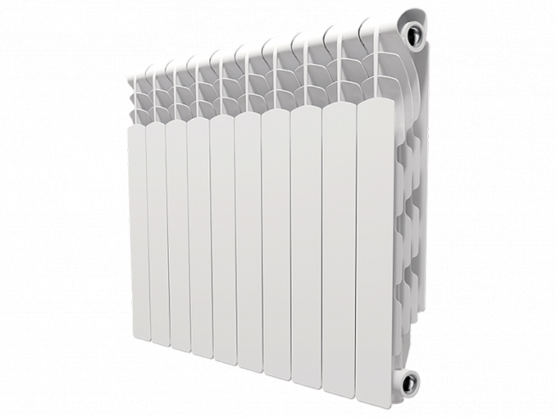 Радиатор Royal Thermo Revolution Bimetall 500 10 секций
