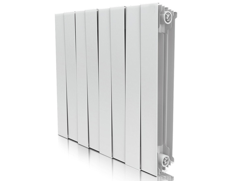 Радиатор Royal Thermo PianoForte 500 x8 Bianco Traffico