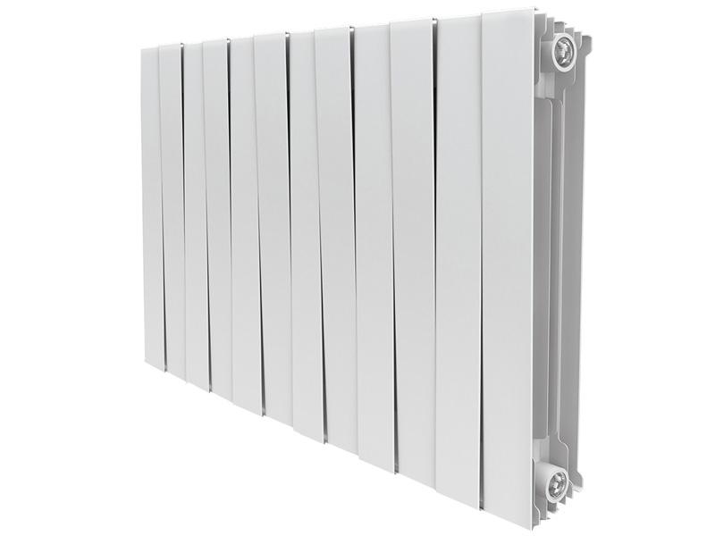 Радиатор Royal Thermo PianoForte 500 New Bianco Traffico 12 секций