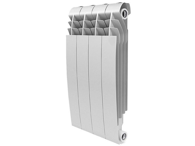 Радиатор Royal Thermo BiLiner 500 Bianco Traffico 4 секции