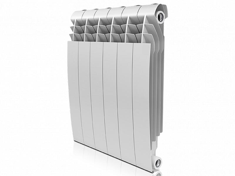 Радиатор Royal Thermo BiLiner 500 Bianco Traffico 6 секций