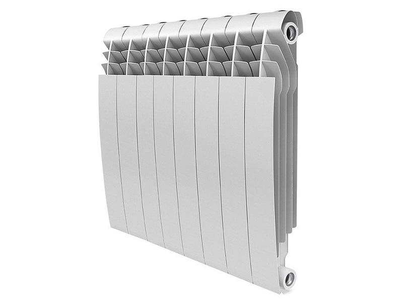 Радиатор Royal Thermo BiLiner 500 Bianco Traffico 8 секций