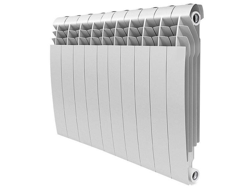 Радиатор Royal Thermo BiLiner 500 Bianco Traffico 10 секций