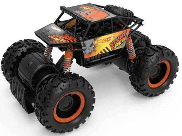 Игрушка 1Toy Hot Wheels Black Т14095