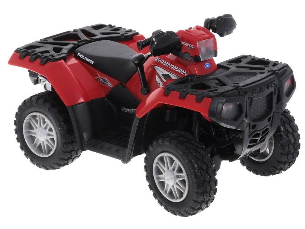 Игрушка 1Toy Tomy Polaris ATV Quad ТО42708