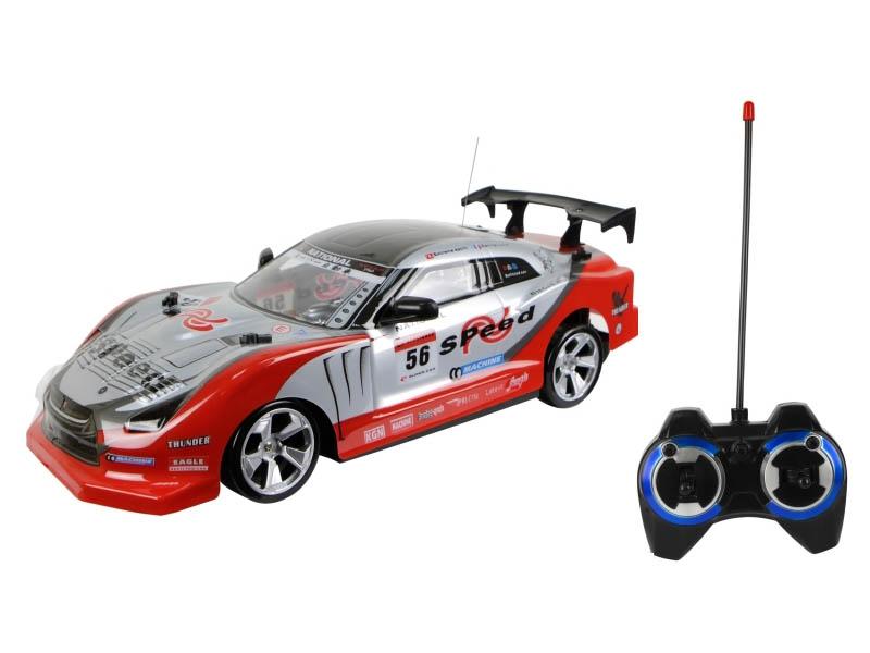 Радиоуправляемая игрушка 1Toy Дрифт Машина Red Т13569