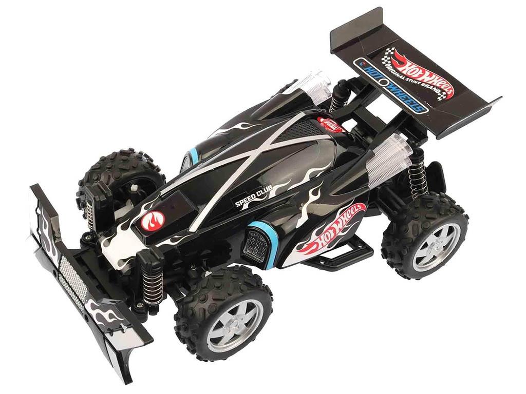 Радиоуправляемая игрушка 1Toy Hot Wheels Багги Black Т10984