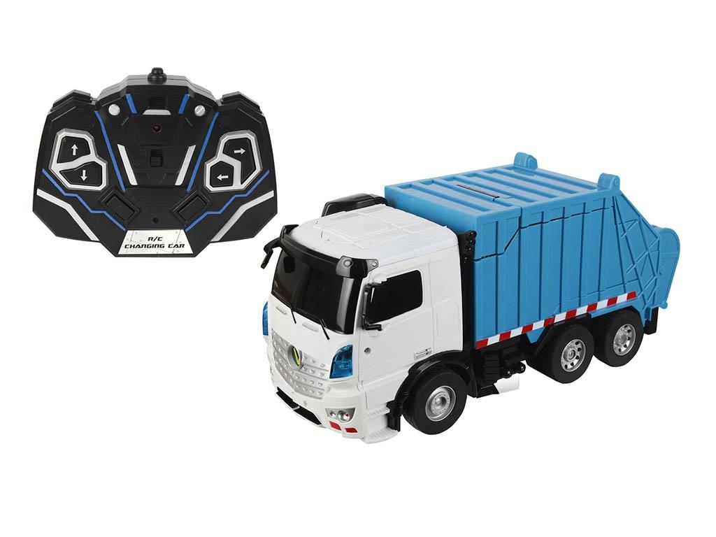 Игрушка 1Toy Робот-мусоровоз Т10601