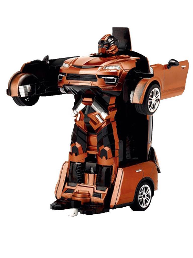 Игрушка 1Toy Робот-машина Orange Т10859