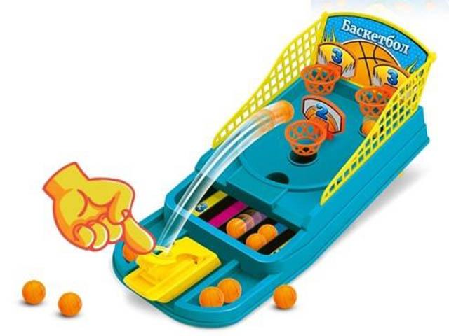 Настольная игра 1Toy Баскетбол Т10828