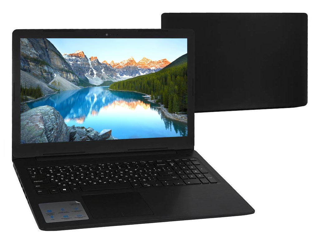 Ноутбук Dell Inspiron 5570 5570-6563 (Intel Core i5-7200U 2.5GHz/8192Mb/1000Gb/DVD-RW/AMD Radeon 530 4096Mb/Wi-Fi/Bluetooth/Cam/15.6/1920x1080/Linux) leg foot massage pad pain relief stone massager mat walk muscle stimulator health mattress home relaxation health