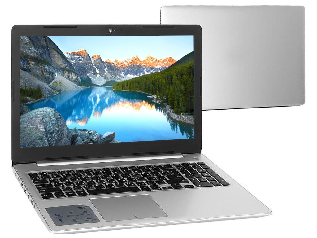 Ноутбук Dell Inspiron 5570 5570-6570 (Intel Core i5-7200U 2.5GHz/8192Mb/1000Gb/DVD-RW/AMD Radeon 530 4096Mb/Wi-Fi/Bluetooth/Cam/15.6/1920x1080/Linux) лучано паваротти лорин маазель мария чиара чена димитрова lorin maazel verdi aida 3 cd