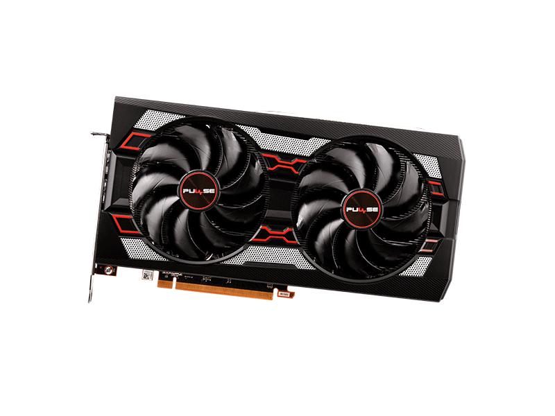 Видеокарта Sapphire Pulse Radeon RX 5700 1540Mhz PCI-E 4.0 8192Mb 14000Mhz 256 bit HDMI 3xDP 11294-01-20G