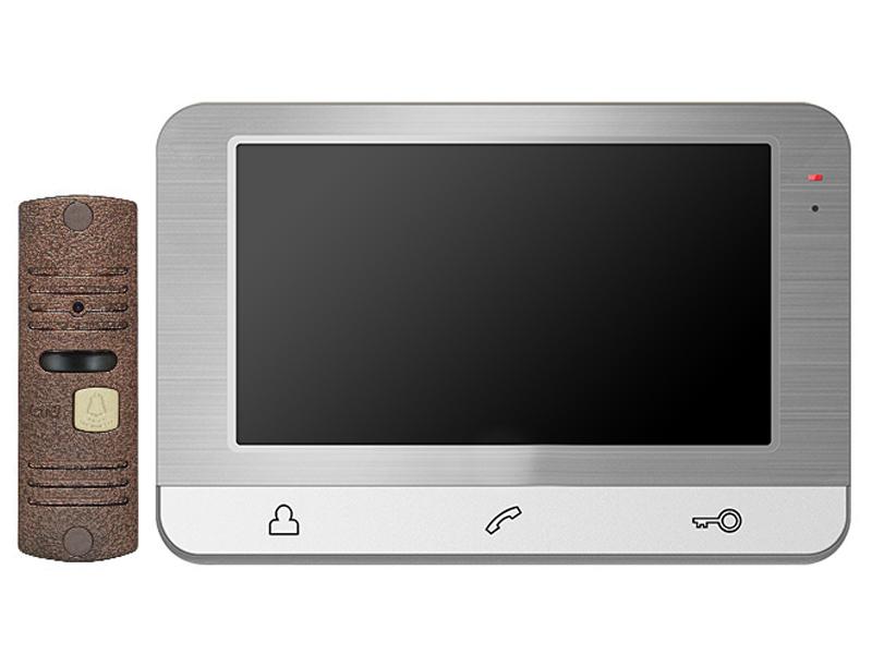 Комплект CTV CTV-DP1703S Silver