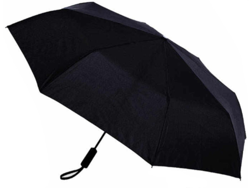 Зонт Xiaomi Empty Valley Automatic Umbrella WD1 Black